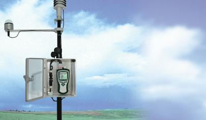 Датчики метеорологии