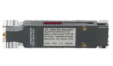 Коннектор ALMEMO® c картой памяти