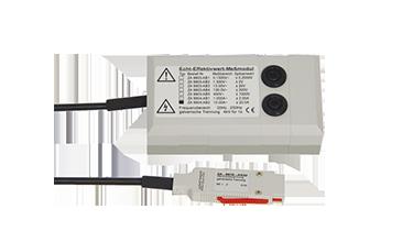 Измерительный модуль качества параметров AC напряжения и AC тока