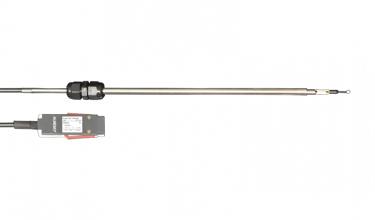 Цифровой всенаправленный термоанемометр
