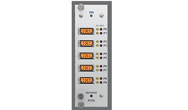 Триггерный выходной интерфейс, ES 5690 RTA5
