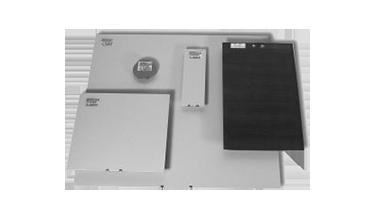 Пластины для измерения теплового потока